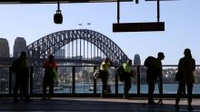Australia COVID-19 hot spot says cases fall to single digits