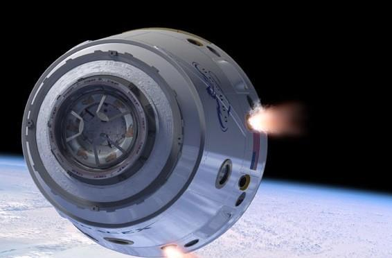 SpaceX Dragon will dock with the ISS in May, for realsies this time