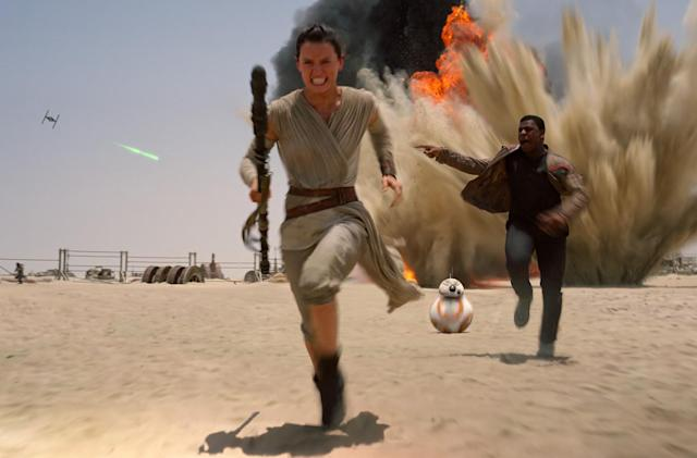 The new 'Star Wars' is the biggest North American movie to date
