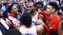 NBA names Kawhi Leonard's Raptors-Sixers series-winner play of the season