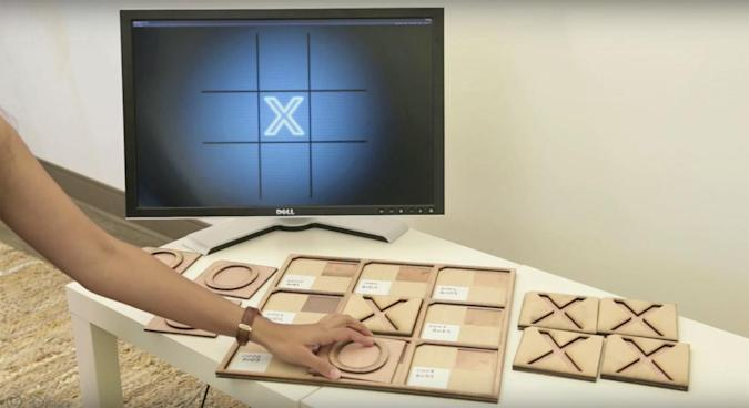 Disney Research uses RFID tags for low-cost interactive games