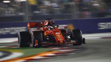 Singapore Grand Prix cancelled over virus