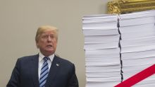 Trump Asks For Extension To File His 2017 Tax Return