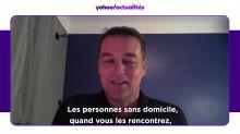 """Christophe Robert (fondation Abbé Pierre) : """"300 000 personnes vivent dans la rue en France. C'est choquant dans un pays comme le nôtre. J'ai honte"""""""
