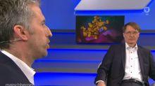 """Frontalangriff bei Maischberger: Boris Palmer kritisiert """"Methode Lauterbach"""""""
