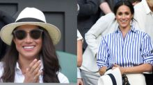 Why Meghan Markle wasn't allowed to wear a hat at Wimbledon this time