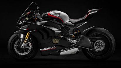 Ducati, ecco la Panigale V4 SP