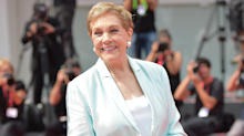 Julie Andrews, 83, makes red carpet return to accept Lifetime Achievement Award