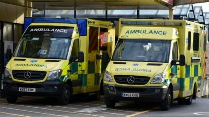 'Vandal' arrested after eight ambulances out of service