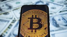 Bitcoin falls to 13-month low