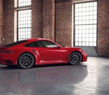 2021 Porsche 911 Turbo S dressed up with Exclusive Manufaktur parts
