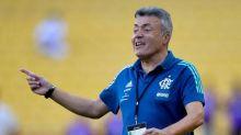 Dome desabafa ao falar de continuidade no Flamengo: 'Perdem uma e já querem mandar embora'