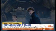 'Fantastic Beasts 2' Trailer