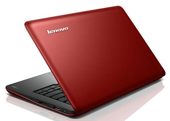 Lenovo's IdeaPad S200 / S206 netbook gives a choice of Intel and AMD innards, arrives in June for $349 and up