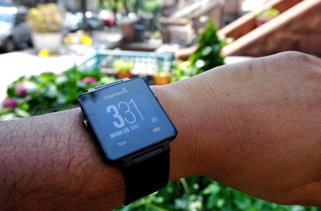 Garmin's Vivoactive fitness tracker isn't for everyone -- and that's okay