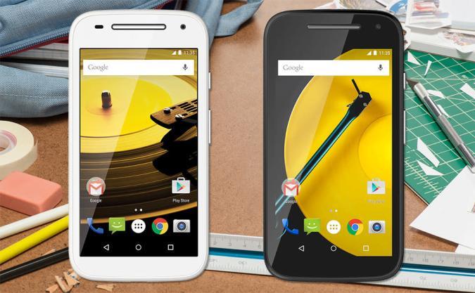 Motorola's budget Moto E gets LTE, a quad-core CPU, and more storage