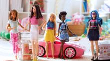 Mattel Launches Tall, Petite, and Curvy Barbie Dolls To Reflect Real Women's Bodies