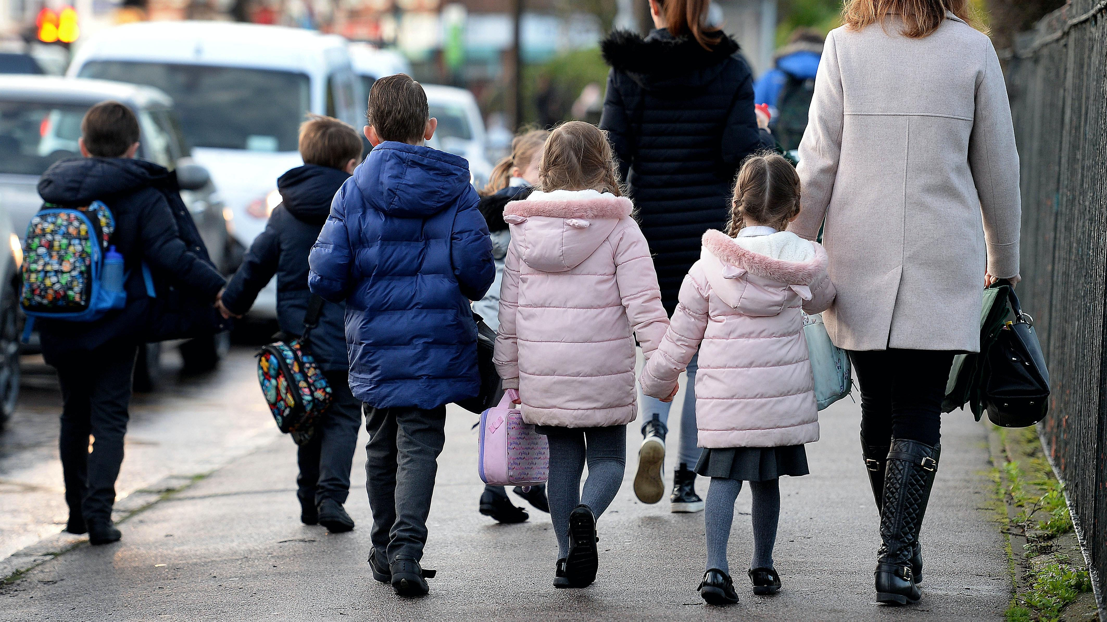 Parents urged to keep childhood vaccination appointments during lockdown