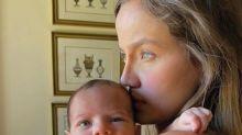 Biah Rodrigues rebate crítica de que estaria acostumando mal o filho: 'Não nego colo'
