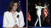 How Kamala Harris 'trolled' Trump with her outfit
