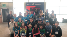 Fifth grade students stranded by American Airlines on class trip get rescued by Delta with private flight