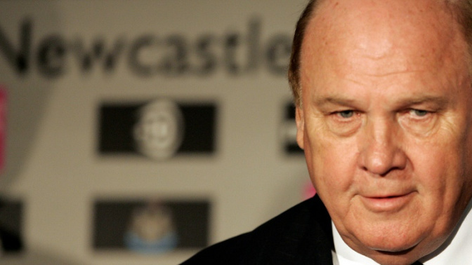 Former Newcastle chairman Freddy Shepherd dies aged 76