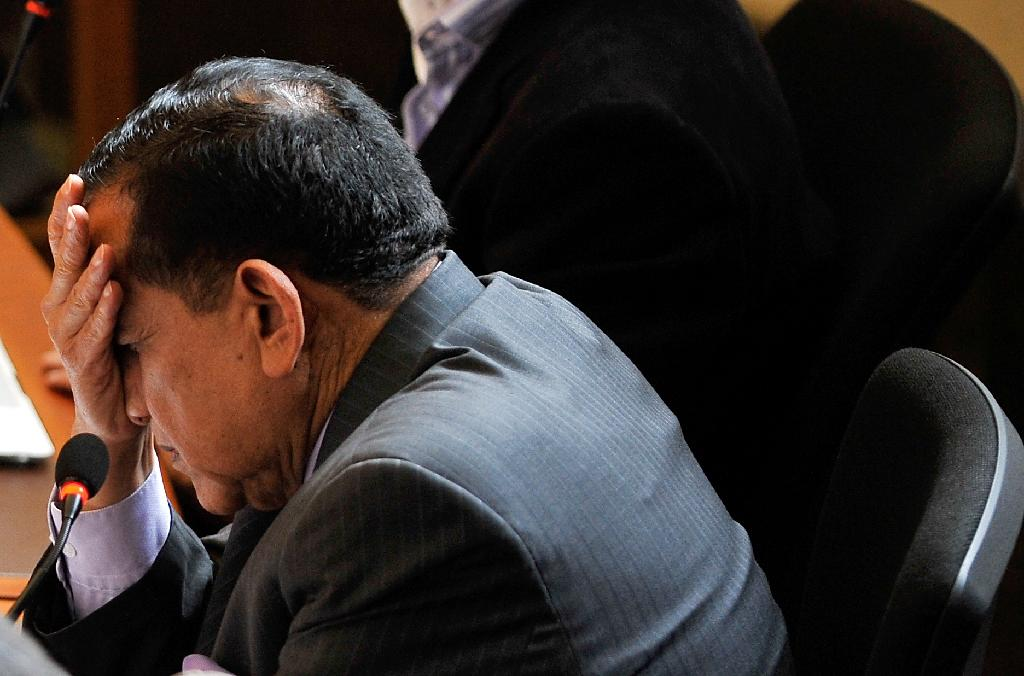 Former head of Colombia's intelligence and retired General Miguel Maza Marquez was sentenced to 30 years in prison for involvement in the 1989 assassination of presidential candidate Luis Carlos Galan by drug-gang hitmen