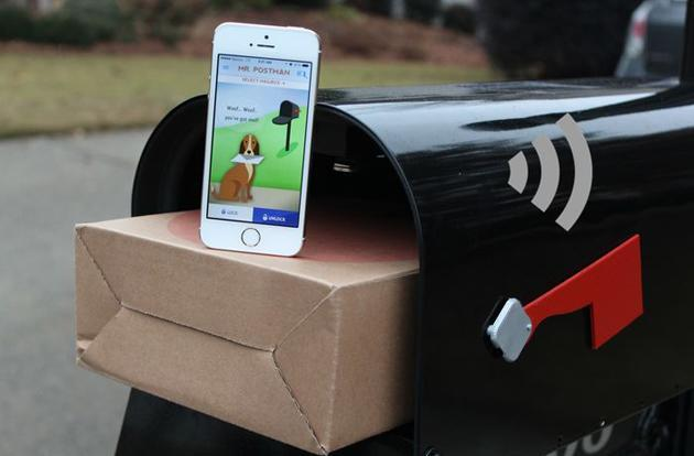 Mr. Postman launches smart mailbox Kickstarter campaign