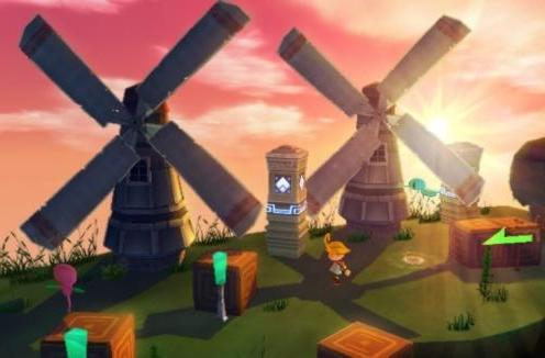 Game Arts' 'The Magic Obelisk' for WiiWare emerges from shadow next week