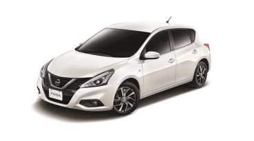 換上新世代變速箱,台灣新年式 Nissan Tiida 登場!