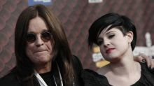Kelly Osbourne slams 'sickening' stories claiming dad Ozzy is on his death bed
