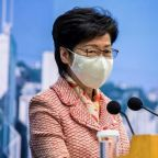 Cash and Carrie: US sanctioned Hong Kong leader has no bank account