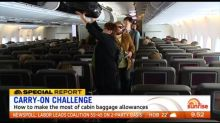 How to get the most out of cabin baggage allowances