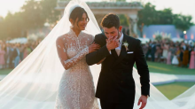 Priyanka Chopra and Nick Jonas open up about their 'emotional' wedding: 'It was all tears'