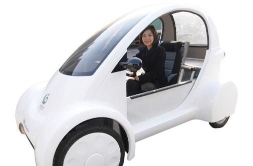 ZMP RoboCar G soon to be available to researchers
