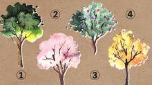 超神準!直覺選出最喜歡的樹 答案秒測你的「隱藏個性」