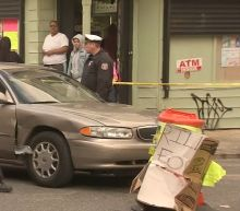 Driver of car and 6 victims hit in North Philadelphia all being investigated, police say