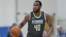 Raptors select center Dewan Hernandez with No. 59 pick overall
