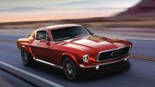 Russian firm wants to build electric Mustang with 840 hp and all-wheel drive