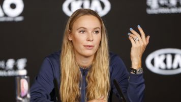 'No regrets' for Wozniacki in Aussie Open swan song