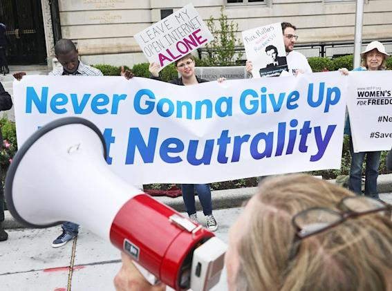 The internet needs us to save net neutrality