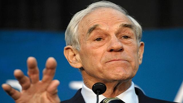 Ron Paul: Retired But Not Relenting