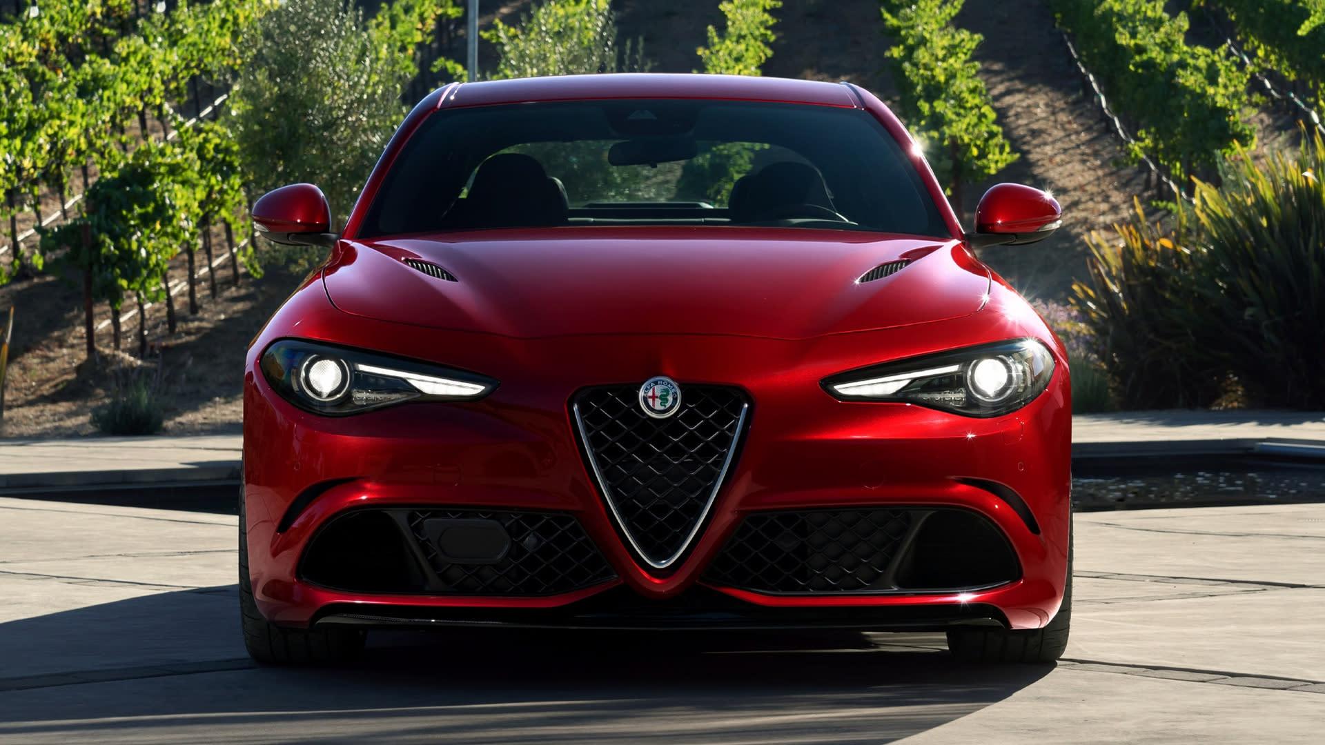 Alfa Romeo Giulia Coupe To Debut At Geneva