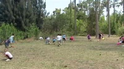 Easter Egg Hunt Encourages Faith, Fun