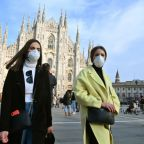 Fifth coronavirus death in Italy as infections mount