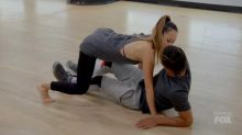 Naughty dance routine gets 'SYTYCD' dancers all 'hot and bothered'