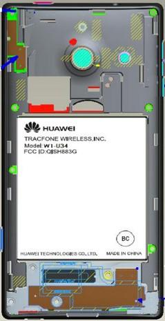 Huawei Ascend W1 hits the FCC, may give Net10 a taste of Windows Phone 8