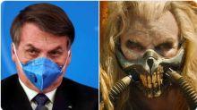 Criador de Kick-Ass compara Bolsonaro a vilão de Mad Max