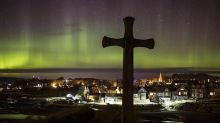 Eyes on the skies tonight as giant solar flare brings a good chance of spotting the Northern Lights in the UK