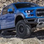 2019 Ford F-150 Raptor gets fancy new shocks and off-road cruise control